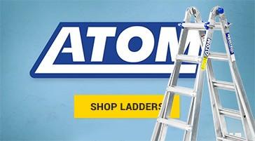 Atom ladders