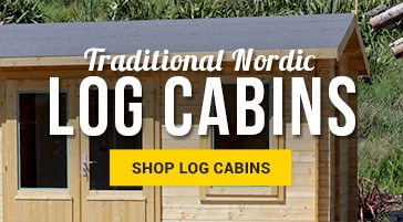 tongue and groove log cabins