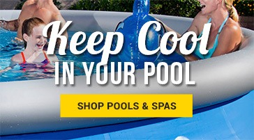 keep cool in your pool