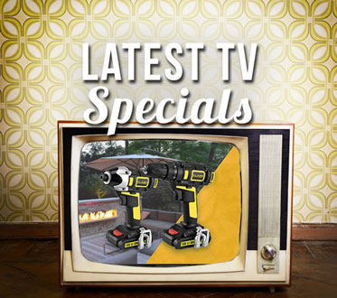 Latest TV specials